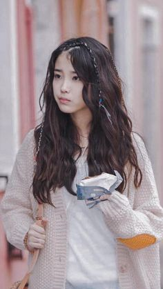 Iu Fashion, Korean Fashion, Korean Beauty, Asian Beauty, Iu Hair, Korean Celebrities, Korean Actresses, Beautiful Asian Girls, Ulzzang Girl