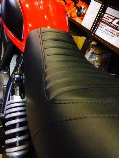 19 Best Motorcycle Custom Seats By Wildmotordesign Images Ducati