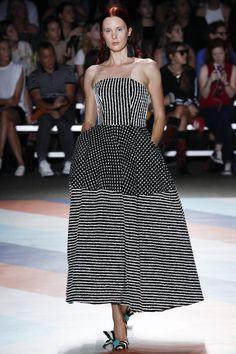 Christian Siriano at New York Fashion Week Spring 2017
