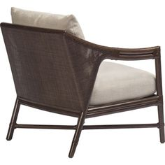 McGuire Furniture: Solano Lounge Chair: A-100g