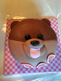 sabsy's cake dreams: Boo taart