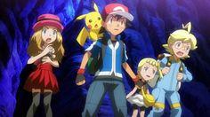 Pokémon the Movie: Diancie and the Cocoon of Destruction English trailer Pokemon Tv, Pokemon Movies, Cool Pokemon, Pokemon Ash And Serena, Mega Evolution, Pokemon Collection, Viz Media, Harry Potter Wallpaper, Pokemon Pictures
