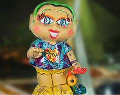 """Em comemoração ao aniversário de 50 anos da Mônica, São Paulo ganhará a """"Monica Parade"""", homenagem que levará 50 esculturas da """"baixinha e dentuça"""" mais famosa do Brasil às ruas da cidade. Artistas plásticos, escolhidos por Maurício de Sousa, deixam sua marca em cada uma das obras que ficarão expostas em pontos turísticos, bancas de...<br /><a class=""""more-link""""…"""