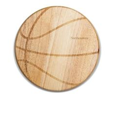 Northeastern University Huskies Basketball Wine & Cheese Cutting Board
