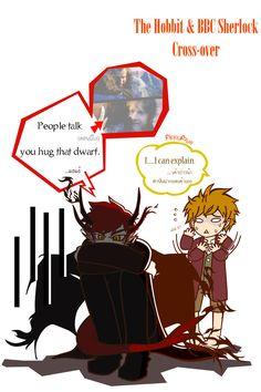 Bilbo Watson 4 : The Shermaug's Valentine Story by ~FlippyFaye on deviantART
