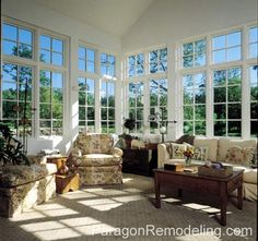 sun porch decorating ideas | 703 426 5555 portfolio sunroom designs custom decks patios sunrooms ...