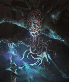 Arte Horror, Horror Art, Dark Fantasy Art, Dark Art, Fantasy Demon, Arte Dark Souls, Bloodborne Art, Bloodborne Concept Art, Game Art