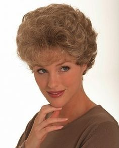 Top Grade Lace Front Curly Synthetic Wig