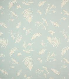 Clarke and Clarke Moorland Aqua Designer Curtain Upholstery Fabric
