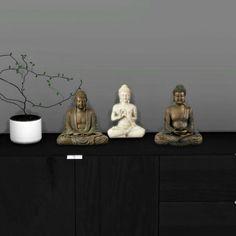 Leo 4 Sims: Buddhas • Sims 4 Downloads