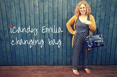 @iCandy Emilia changing bag