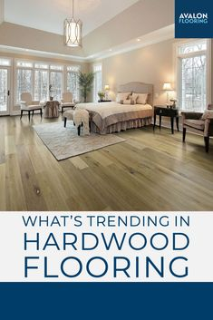 Hardwood floors are the perfect addition to any home. See all the top trending styles here and start making your design plans!