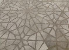 AphroChic: 15 Stenciled Concrete Floors To Amaze You - Royal Design Studio