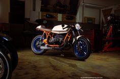 BMW R65 by Retro Prestige Motorcycles