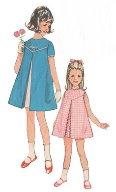 Simplicity 5290 Vintage 1960s Sewing Pattern by HappyIFoundIt