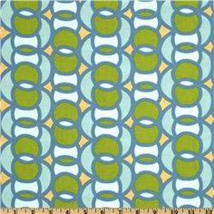 Spintastic Circles Blue
