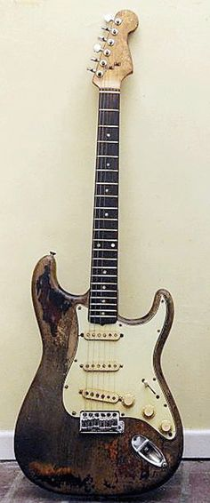 Rory Gallagher 1961 Fender stratocaster