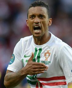Nani, player Portugal. So awesome!