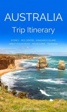 Australia trip itine