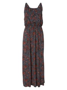 Maxi dress from VERO MODA, for those festival nights!