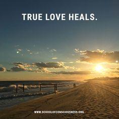 True #love heals❤️