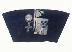 Hausa robe blue