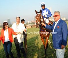 Mariinsky wins the Deltin Casinos Indian Thousand Guineas -www.kunigalstudfarm.com