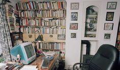 Writer's room: Blake Morrison Photo: Eamonn McCabe