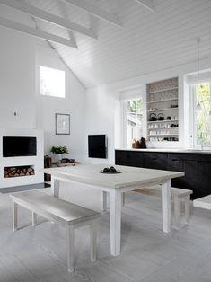 Die Dänen gelten als das glücklichste Volk auf Erden. Wenn sie alle wohnen wie Schmuck-Designerin Charlotte Lynggaard, dann verstehen wir jetzt auch warum.