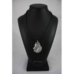 Necklase made of silver hallmark 925 (1)
