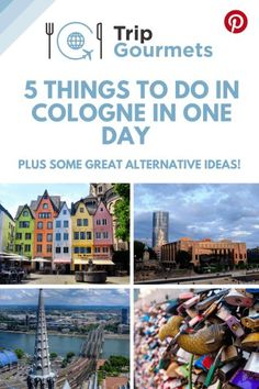You plan to visit Cologne (Köln) in Germany, but only have one day in this great city? Then let us show you the top 5 things to do in Cologne in one day! We also added 10 great alternative ideas into this post to garantee you a great day in an even greate