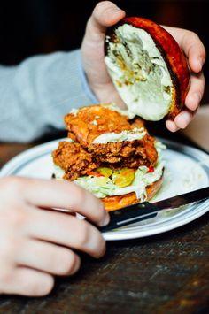 Chicken Shop - a staple in Gabriella's Chicago City Guide / http://bygabriella.co/chicago-city-guide/