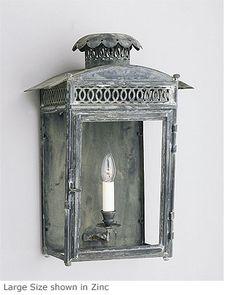 Regency Wall Lantern - Product WL 16 | Charles Edwards