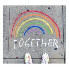 We are better together  #lovealwayswins #love #prayfororlando…