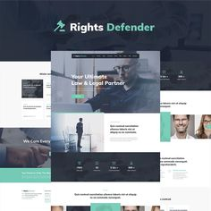 #Rights #Defender #WordPress #Theme.Try out our fully responsive Lawyer Website WordPress theme to set up a fast and reliable website for your lawyer company. Fast, elegant and reliable, as a respectable lawyer website should be, your future website will surely make an impression on your clients. This template comes with twelve recommended plugins. Plugins will greatly expand functionality of your website. The most notable plugin is Elementor Page Builder. With this plugin you can create…