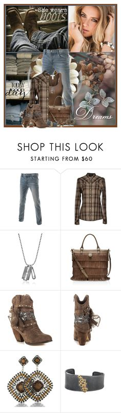 """""""She Wears Boots"""" by wendyfer on Polyvore featuring TheLees, Dolce&Gabbana, McQ by Alexander McQueen, Tory Burch, Not Rated, MUNNU The Gem Palace and Todd Reed"""