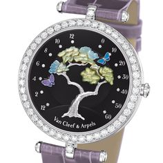 watch by Van Cleef & Arpels took the second place at The Watches Days 2011