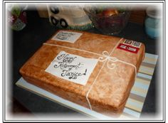 postal retirement cakes - Google Search