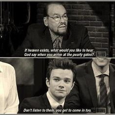 One of my favorite quotes of Chris Colfer