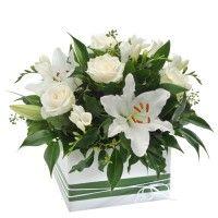 Aranjament floral simplu ARVAS14