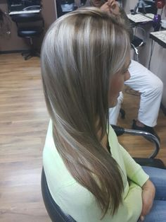 Pearl blond