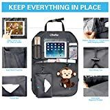 To make your car clutter-free and well organized, you can invest in a car seat organizer that will keep everything in order. Backseat Car Organizer, Best Car Seats, Ipad Holder, Seat Protector, Free Cars, Cleaning Materials, Car Storage, Buyers Guide, Car Cleaning
