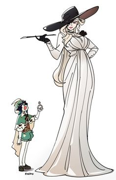 Art Manga, Anime Crossover, Anime Demon, Resident Evil, Look Cool, Cartoon Art, Lady, Character Design, Cool Stuff