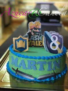Tarta personalizada Tarta Pastel Tartas bonitas Tartas Infantiles Tartas de cumpleaños tarta clash royale torta Clash Royale