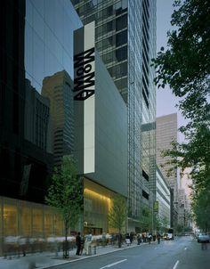 MoMA, The Museum of Modern Art, Nova York