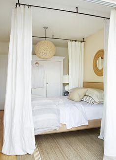 Charmants lits à baldaquin | Maison & Demeure