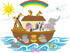 We plan to have a Noah's Ark theme (with pride of place for a Noah's Ark my late mother made for her future grandchild), and this would be a bright and adorable addition!