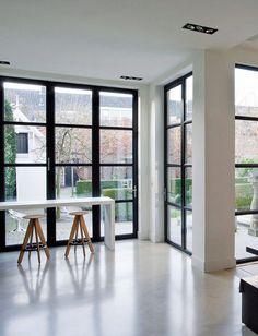 fiberglass Black Windows/doors