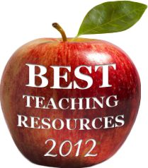 Best Teaching Resources 2012. Extensive list of websites for all grades, pre-K through 12th.