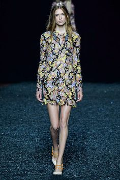 Mary Katrantzou Spring 2015 Ready-to-Wear - Collection - Style.com #lfw
